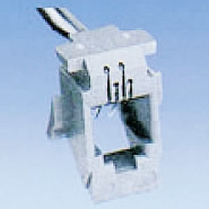 AJ-616W Series - Phone Jack - ALLSUN CORPORATION