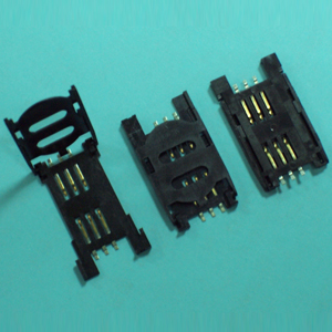 SIM CARD Connector - SIM CARD CONNECTOR ASSY W/COVER TYPE - Chien Shern Enterprise Co., Ltd.