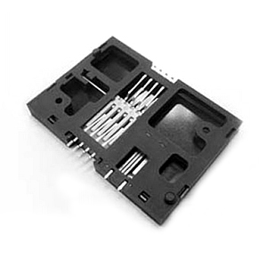 9005 SERIES - Smart card connectors
