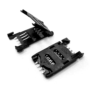 9010 SERIES - SIM CARD 6P/8P WITH COVER - Chufon Technology Co., Ltd.