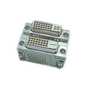 DVI DUAL PORT CONNECTOR - Chufon Technology Co., Ltd.