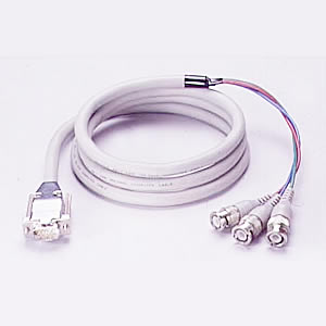 GS-0704 - D/D-sub cable assemblies