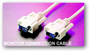 MONITOR CONNECTION CABLE - Ho-Base  Technology Co., Ltd.