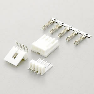2.5 mm - Wire To Board connectors