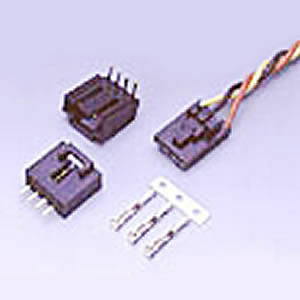 2.54 mm - Wire To Board connectors
