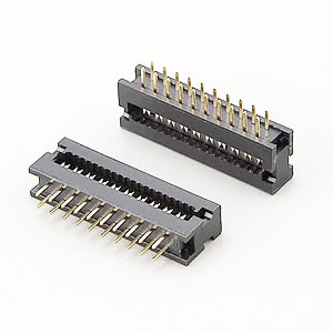 254P-1-xxP - IDC connectors