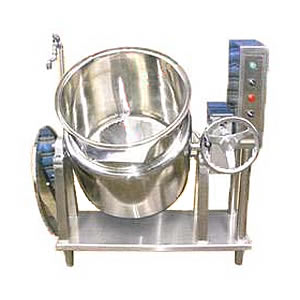 Tilting Quick Boiling Pan - KING EAGLE INDUSTRIAL CO.,LTD.
