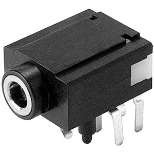 HTJ-035-13 - 3.5mm MINIATURE JACK - Kunming Electronics Co., Ltd.