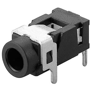 HTJ-035-29 - 3.5mm MINIATURE JACK - Kunming Electronics Co., Ltd.