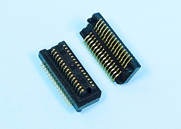 "0.50mm(0.0197"") Pitch Board To Board Male Connector  SMT Type  H=2.74mm,Pegs ,CAP"