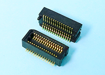 "0.50mm(0.0197"") Pitch Board To Board Female Connector  SMT Type  H=2.74mm,Pegs ,CAP"