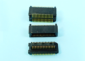 "0.50mm(0.0197"") Pitch Board To Board Connector SMT Type Male+Female H=3.50mm,Pegs"