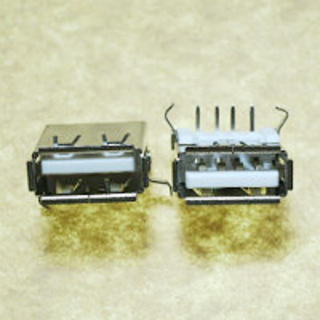 3210-W1BCE-01UW - USB A-TYPE WITH BACK COVER 90° 1u