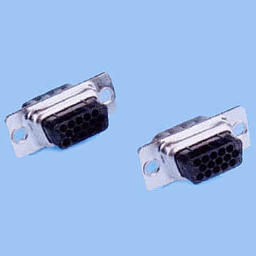 3226 D-SUB HIGH DENSITY CONNECTOR CRIMP TYPE