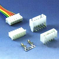 PNIE3 - Pitch 2.50mm Wire To Board Connectors Housing, Wafer, Terminal  - Chang Enn Co., Ltd.