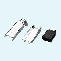 PND16-S6P-M - IEEE 1394 6Pin Male Molding - Chang Enn Co., Ltd.