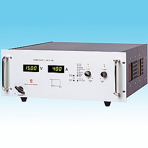 High Speed Programming Option - Precision power supplies