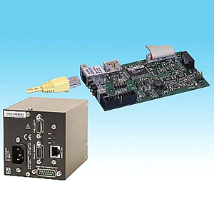 Ethernet Interface - Precision power supplies