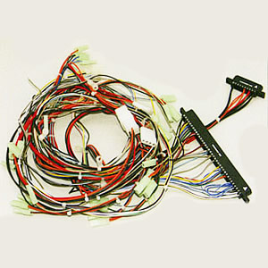 WH-001(8LINE) - Wire harnesses