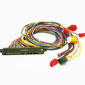WH-013(JAMMA) - Wire harnesses