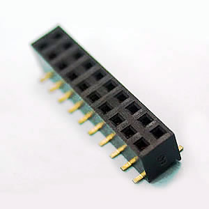 Dual Row 04 to 80 Contacts SMT Type