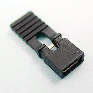 MINI JUMPER SERIES 2.54mm PITCH OPEN&CLOSE TYPE
