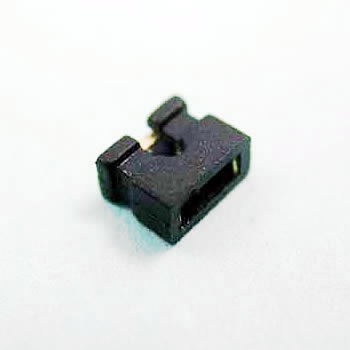 MINI JUMPER SERIES 2.0mm PITCH OPEN&CLOSE TYPE