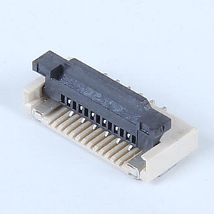 TFP-H6 - 1.0mm Pitch FPC Conn. ZIF  HORIZONTAL SMT TYPE - Townes Enterprise Co.,Ltd