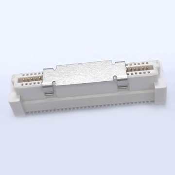 0.8mm Pitch OCP Hight Speed 12G Board to Board Connector 7.7H Receptacle Connector