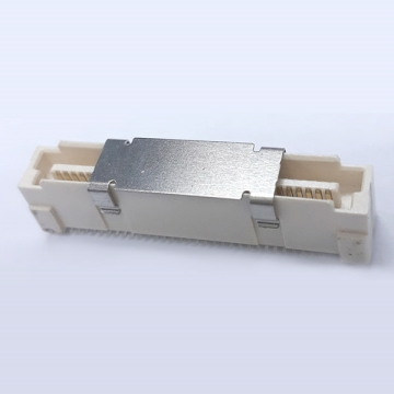 0.8mm Pitch OCP High Speed 12G Board to Board Connector 7.7H Plug Connector