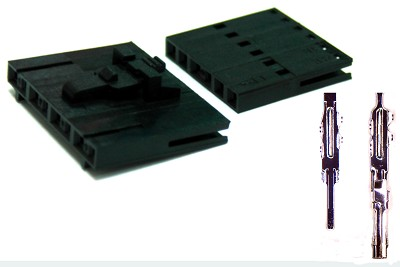 2492-FB SERIES CENTER FLEXIBLE FILM CRIMP TERMINAL HOUSING   - Vensik Electronics Co., Ltd.