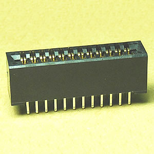 3624 CARD EDGE CONNETOR - Vensik Electronics Co., Ltd.