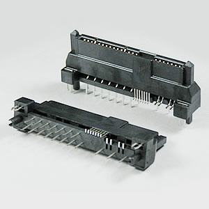 SAS7+15+7-FS - SAS 7+15+7P STANDARD DIP FEMALE - Vensik Electronics Co., Ltd.