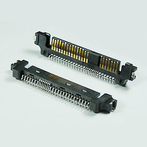 SAS7+15+7-MSMT - SAS 7+15+7P STANDARD SMT MALE - Vensik Electronics Co., Ltd.