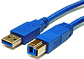 USB 3.0 B(M)-A(F) CABLE - USB 3.0 data cables