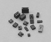 351/351-1 series - Jumper open and closed pitch 2.00mm for Square pins - Weitronic Enterprise Co., Ltd.