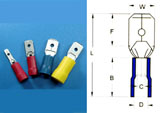 Male Disconnectors-Vinyl Insulated - YEONG CHWEN INDUSTRIES CO.,LTD.